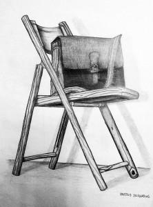 Dibujo de Beatriz Brugarolas. Arte Casellas