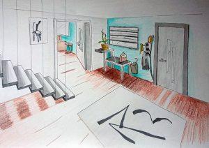 Adrian Lavado. Clases de Preparación presencial y online. Prueba especifica de acceso. Arte 10. Arte Casellas 7