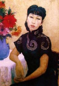 Arte Casellas. Pan Yuliang. Gloria Gonzalez