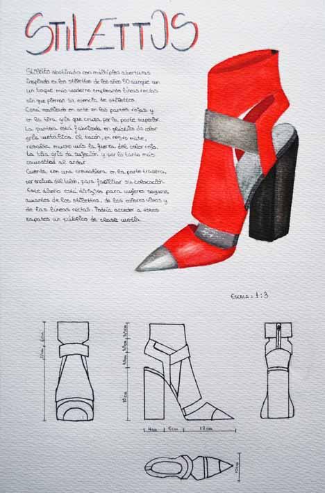 Diseño de Alberto Ibarra
