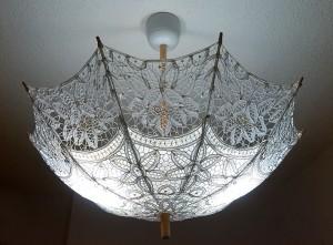 Lámpara diseñada por Casellas & Vaquerizo