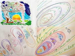 Bocetos de Esther Soler 3. Arte Casellas