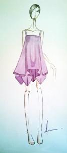 Arte Casellas. figurín de Laura Guijarro 3