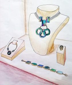 Diseño de Manuela González. Arte Casellas