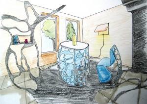 Arte Casellas. Lidia Magaña 2. Clases para la prueba de la ESD