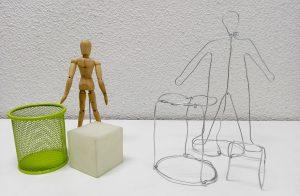 Clases de dibujo, diseño, arte y creatividad online y presenciales. Prueba específica de acceso. Grado Superior y Estudios Superiores de Diseño. Arte Casellas. 3